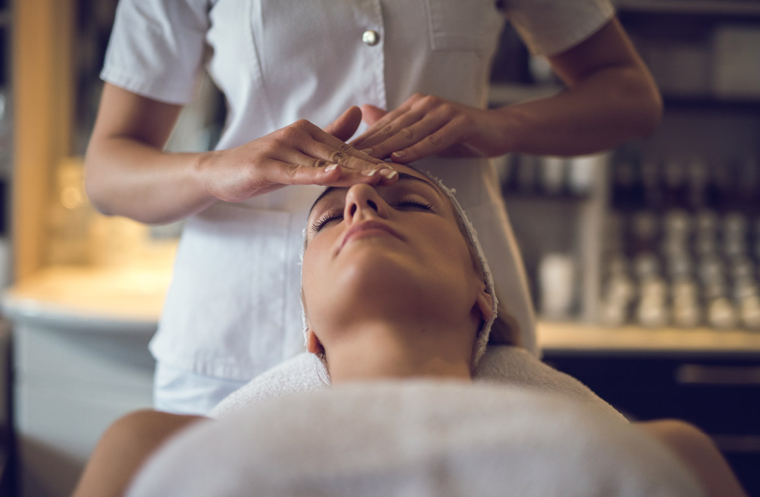 Facial Therapy at Addison Reserve