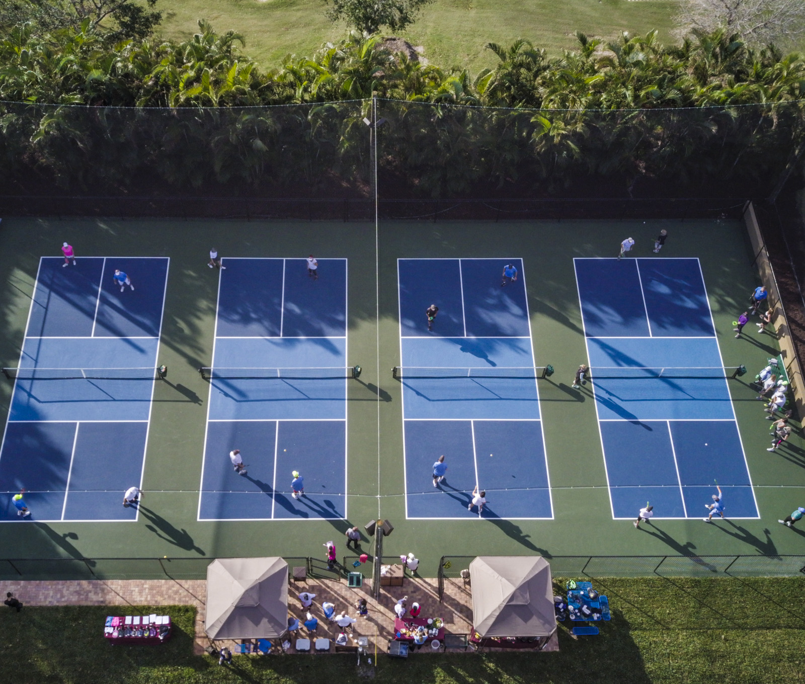 Pickleball at Addison Reserve in Florida