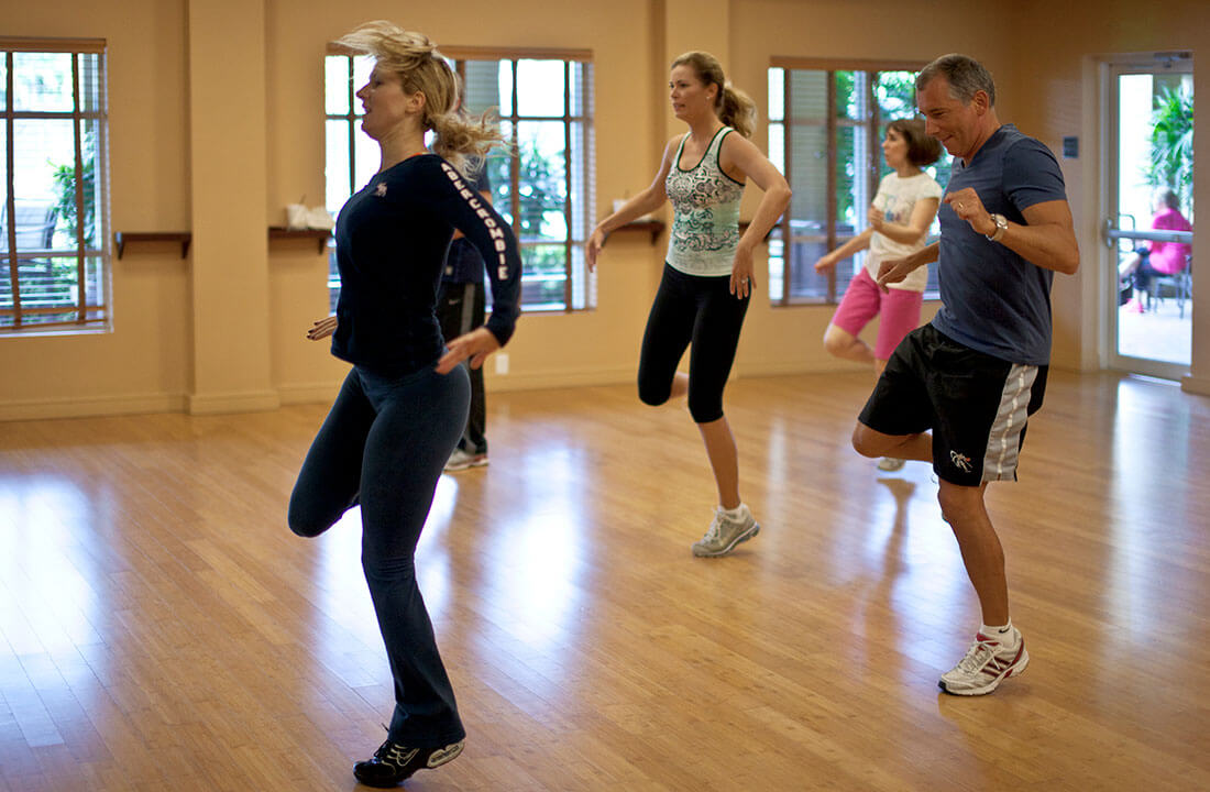 Fitness Sessions at Addison Reserve in Florida