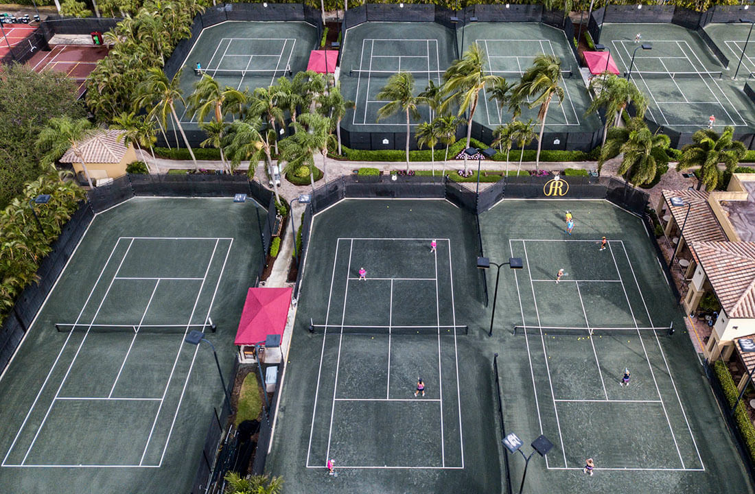 Tennis at Addison Reserve in Florida